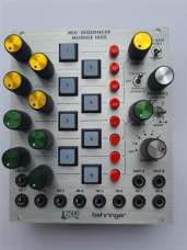 Behringer ARP2500 Seq