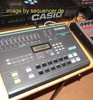 casio rz1 drum machine