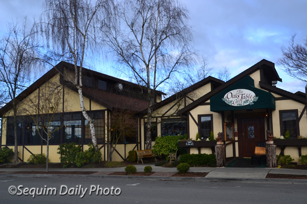 Oak Table Cafe Sequim Daily Photo - Oak table restaurant sequim