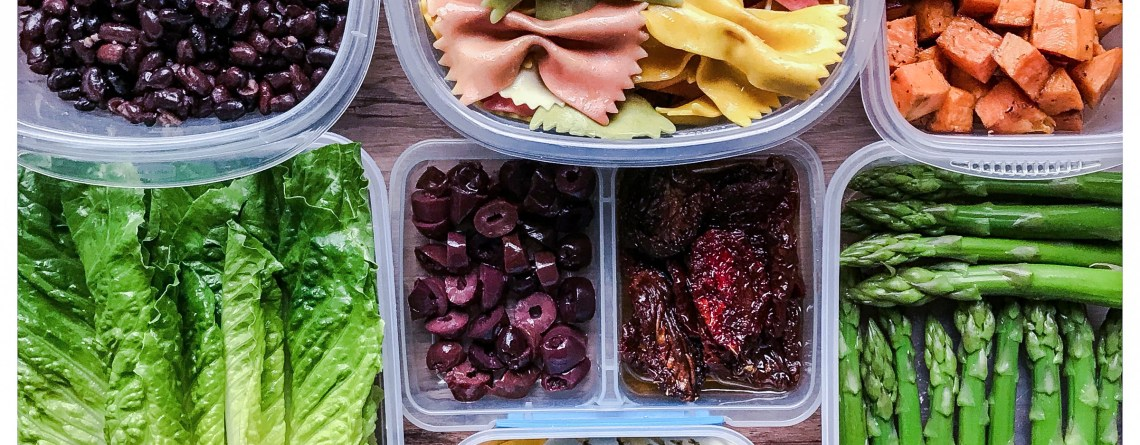 Meatless Monday: Meal Prep Edition