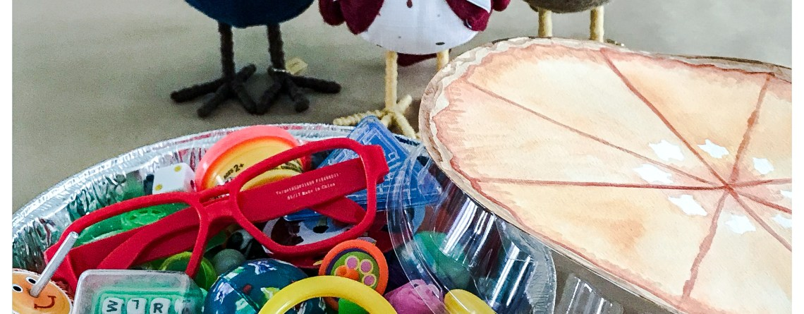 Kids' Table: Thanksgiving Style