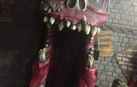 Dungeon of Doom: Haunted House for Halloween Fun