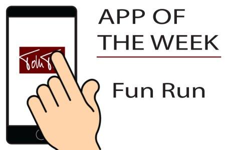APP OF THE WEEK: Fun Run