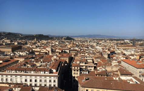 Book of Tom Tom: Top 5 Things for a Sequoit to see in Italy