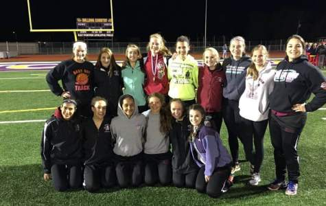 Girls Track: All Conference