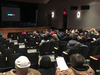Antioch Hosts Exclusive Screening of Screenagers