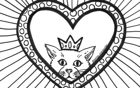 Weekly Coloring Page: Colorful Cats