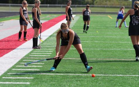 Field Hockey Drives Past St. Ignatius