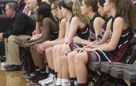 Sequoits Girls Basketball Loses to the Knights