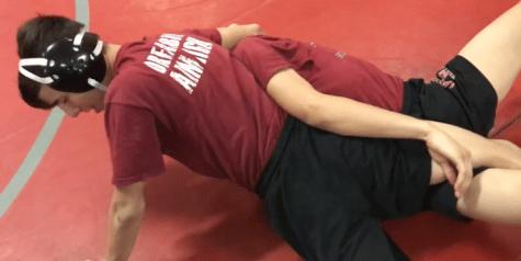 Wrestling Prodigy Alex Barbarise Hits the Mat