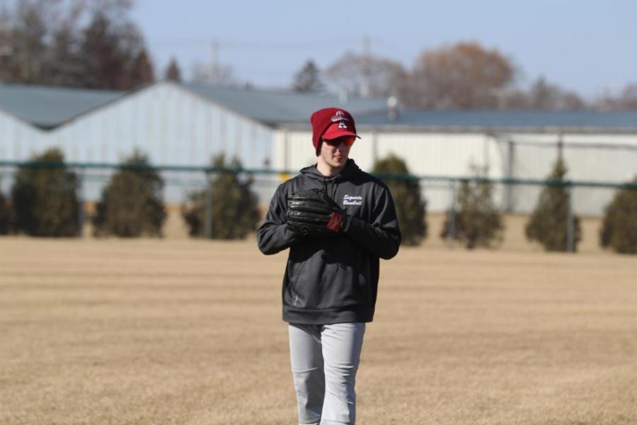 Running Through Baseball