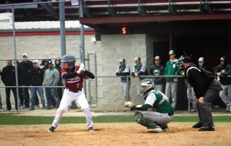 Baseball Takes a Tough Loss Against Grayslake Central