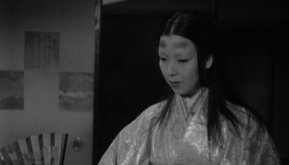 Still from Ugetsu, 1954.