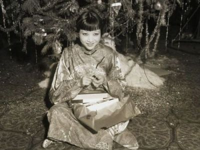 Anna May Wong was the first American-Chinese movie star.