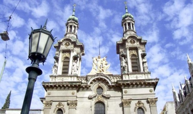 templos del casco histórico