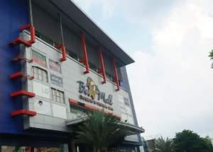 BeMall Jalan Naripan Bandung.   Foto serbabandung.com #serbabandung