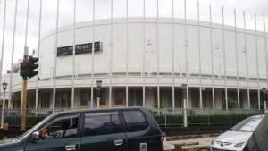 Museum Konferesi Asia Afrika di Jalan Asia Afrika Bandung | Foto serbabandung.com #serbabandung