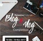 Pertamina Challenge Blog and Vlog Competition