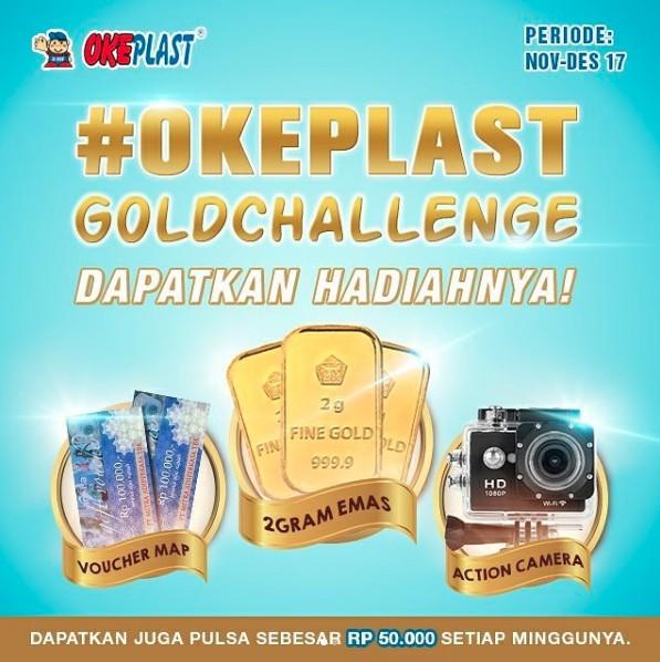 Oke Plast Gold Challenge