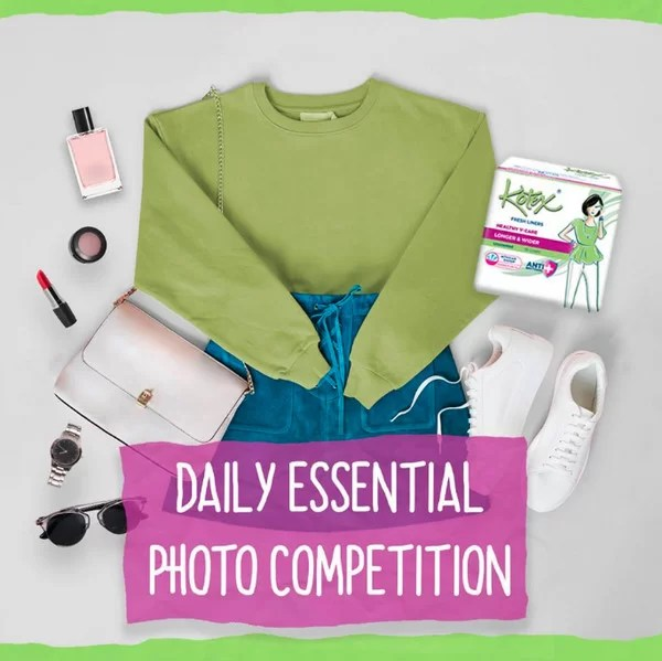Kotex Daily Essential Photo Competition