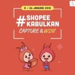 Shopee Kabulkan Capture and Win