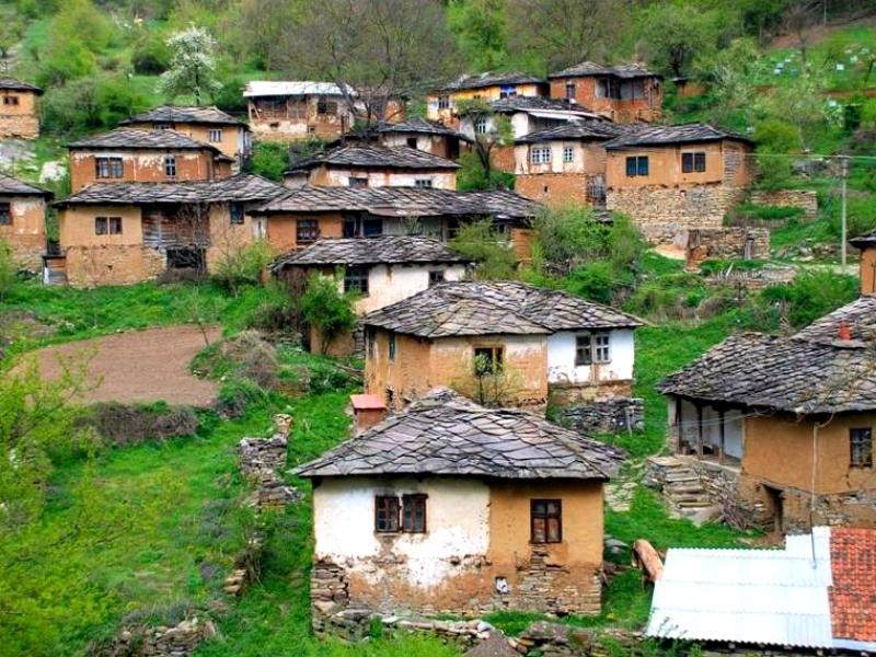 The village of gostuša
