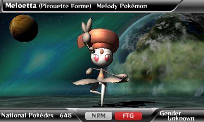 Pokdex 3D Pro Unlocking Mythical Pokmon