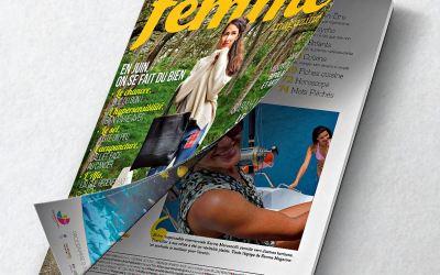 Bien vivre son hypersensibilité – Interview Femme Mag Juin 2017
