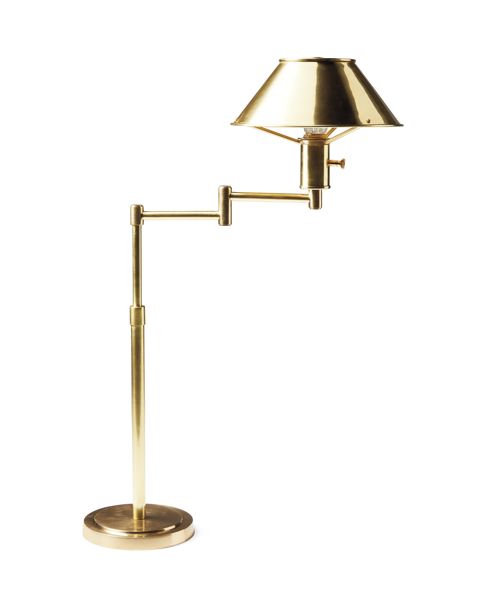 Amherst Swing Arm Table Lamp Serena Lily