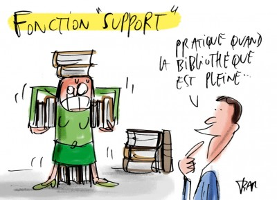 Fonction Support