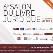 6ème salon du livre juridique 2014