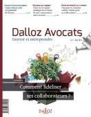 Dalloz Avocats n° 5, mai 2015