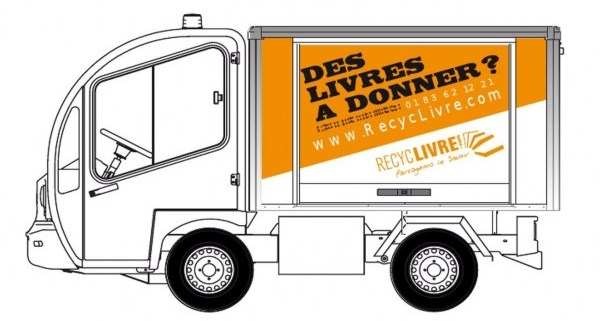 RecycLivre Camion
