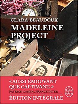Clara Beaudoux, Madeleine Project, Le Livre de poche