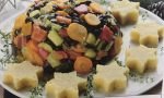 Verdure in forno con fagioli e cous cous