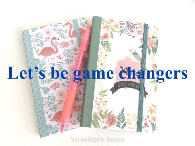 Lets be game changers 2