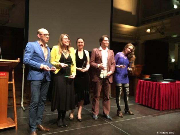 Harland winnaars