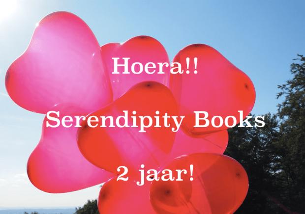 Serendipity Books 2 jaar