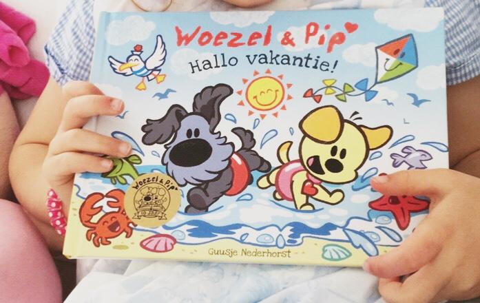 Verbazingwekkend Recensie: Woezel & Pip Hallo vakantie! – Serendipity Books ZL-69