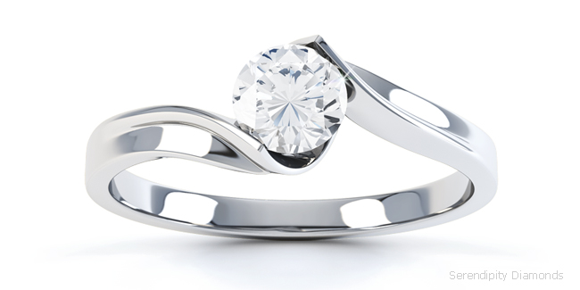 Engagement Ring Help All About Shoulders