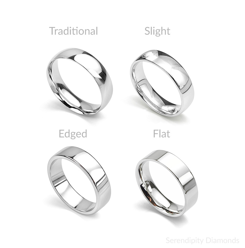 The Many Styles Of Court Wedding Rings