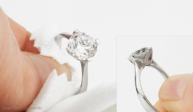 Imagini pentru how to clean diamond jewelry