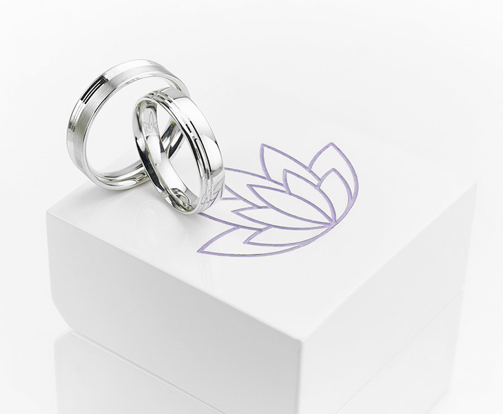 his and his wedding rings inspiration and ideas