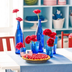 4th of July Table