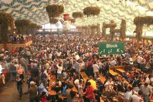 BEER TENT - Munich