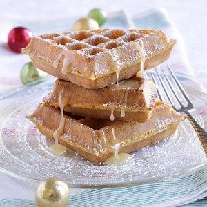 waffles- holiday