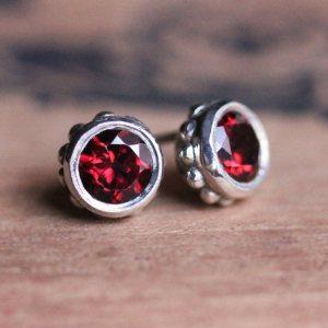marsala-wedding-earrings