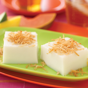 Coconut Custard