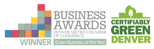 Serendipity is a renowned catering company in Denver, specializing in sustainable catering. Serendipity Catering is Certifiably Green Denver and was recognized at the Denver Metro Chamber of Commerce's Small Business Awards.