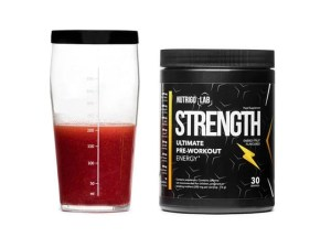 STRENGHT NUTRIGO LAB